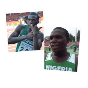 """Tokyo Olympics: More woes for Nigeria as Oduduru """"I never expererit"""" is disqualified ."""