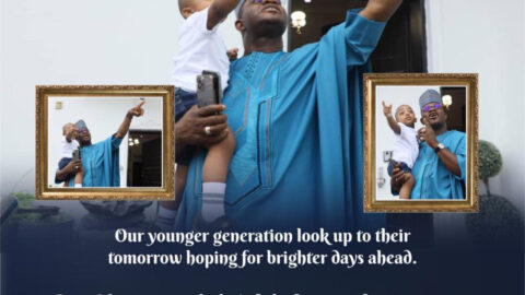 Yahaya Bello Tasks Youths To Aspire For Leadership Positions In 2023
