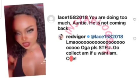 Actor Blossom Chukwujekwu's ex-wife, Maureen, reacts after been accused of doing too much