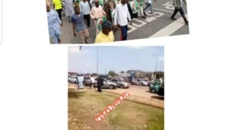 Just In: Panic as six persons d*e during a clash between Shiites and Security operatives in Abuja