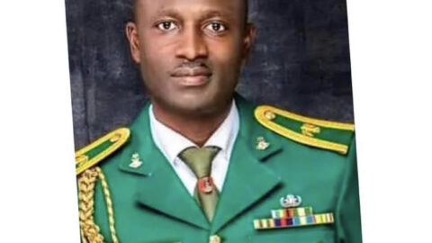 25 days after being thought k*led by bandits, abducted Army Major found alive