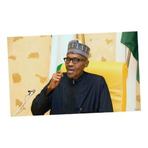 Buhari: 1.6m households are receiving N5,000 from my govt monthly .