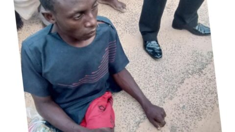 Physically challenged kidnapper arrested with N2m ransom paid .