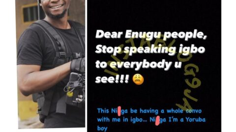 Music director, Unlimited LA, makes a passionate appeal to the good people of Enugu