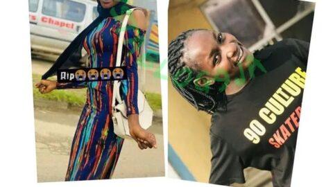 JusticeForMonsurat: Police dismisses k*ller cop who m*rd*red 18-yr-old girl in Lagos .