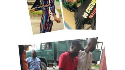 JusticeForMonsuratOjuade: Court remands Lagos policeman who k*lled 18-yr-old girl