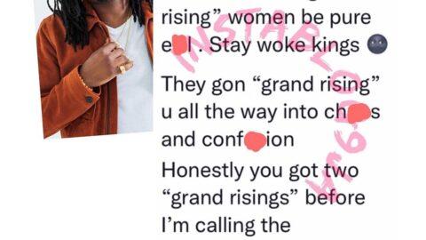 Rapper Wale advises men
