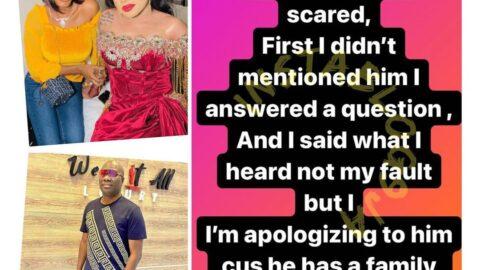 Why I apologized to Mompha — Crossdresser Bobrisky's ex-PA, Oye [Swipe]