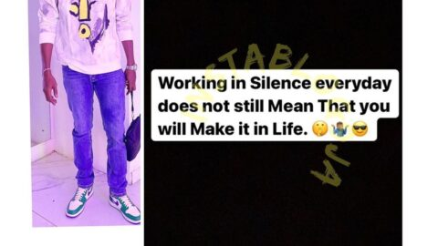 OAP N6 b*rsts the bubble of millions of Nigerians who are working in silence