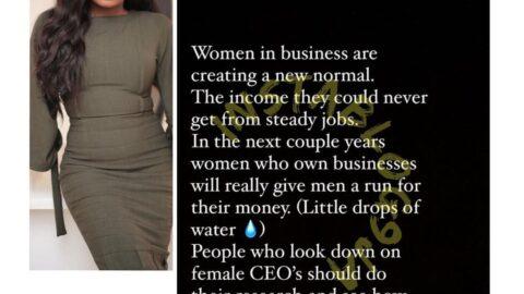 Women in business are creating a new normal — VP Osinbajo's daughter, Kiki