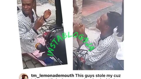 Man arrested after using his picture as WhatsApp DP on a phone he stole