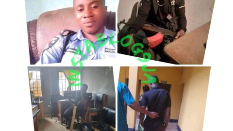 Police officer who r*ped AbiaPoly student, dismissed. To face trial