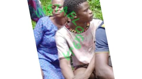 Grandma arrested for collecting N50k settlement from the r*pist of her 3-yr-old granddaughter .