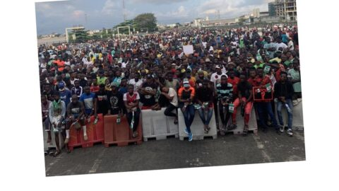 The Military Didn't Fire Live B*llets At EndSARS Protesters at Lekki Toll Gate — U.K based Forensic Expert .