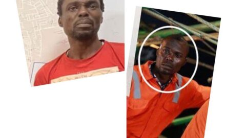Nollywood actor arrested for peddling dr*gs in India.