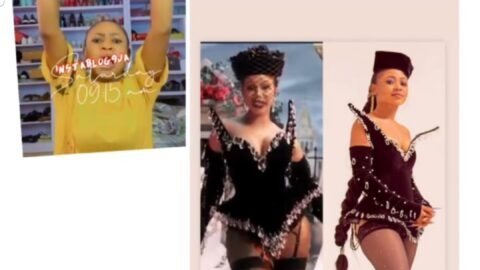 Actress Akuapem reacts after rapper Cardi B reshared her post