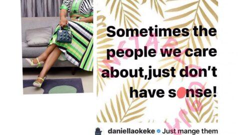 Actress Daniella Okeke pens her reality