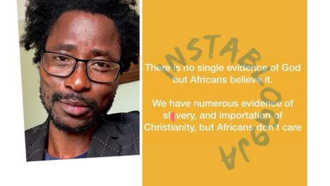 LGBTQ Activist, Bisi Alimi, talks God and Africans