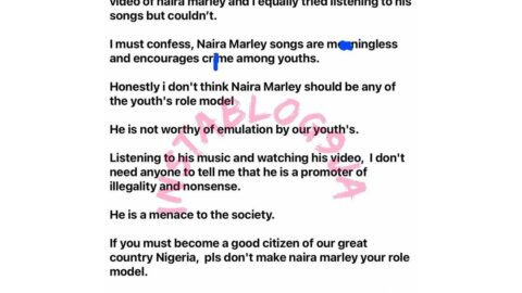Why Naira Marley shouldn't be any youth's role model — Gov Okowa's aide