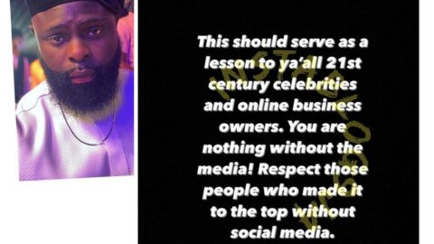 Respect those who made it to the top without social media — Tailor YomiCasual tells 21st century celebrities