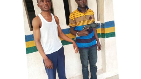 Bank staff arrested for staging his own robbery while with his employer's N3m cash .