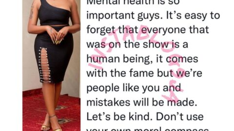 BBN: We're people like you and mistakes will be made — Angel Smith tells moral critics