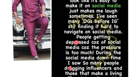 It's not easy to make it on social media — Comedian Crazeclown tells tailor YomiCasual [Swipe]
