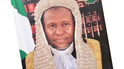 Chief Justice of Nigeria earns N279k per month – Lawmaker reveals .