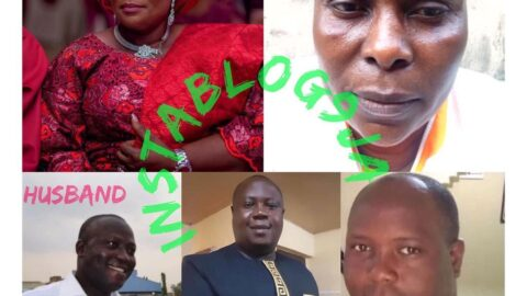 Man and his brothers allegedly br*talize his wife for confronting his mistress in Ogun