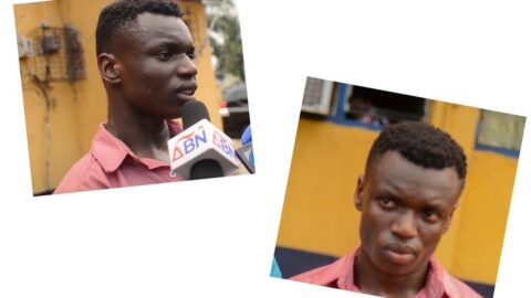 I faked my kidnap because my mom is stingy — 17-yr-old student .