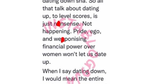 Why Nigerian men enjoy dating down — Journalist Faremi