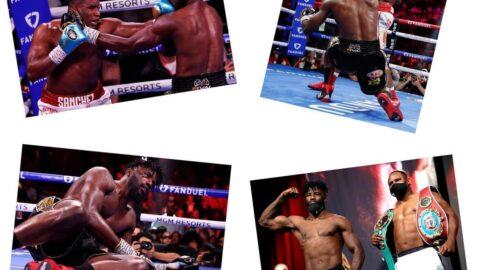 Nigerian heavyweight boxer, Efe Ajagba, suffers firstprofessionaldefeat