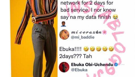 Old age is real— Media personalty, Ebuka Obi-Uchendu, declares