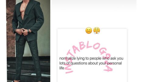 BBN's Emmanuel offers solution for handling nosy people