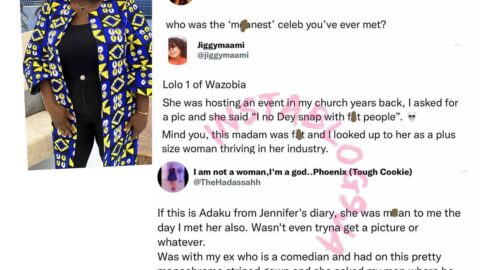 Ladies share their alleged experiences with OAP Lolo