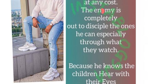 Protect your children at any cost — Actor Williams Uchemba