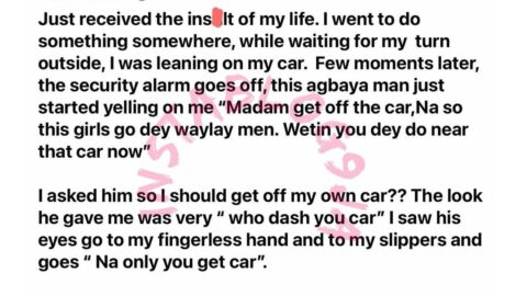 Media personalty Amanda Chisom shares her experience with a judgmental man