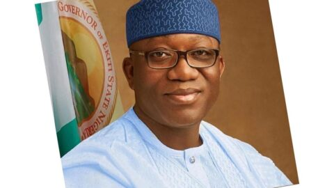 Use corps members to beef up security — Gov. Fayemi urges Buhari