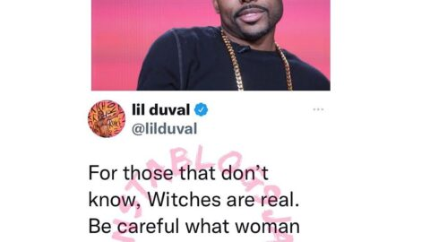 Why you should be careful of what woman you do wrong — American artiste, Lil Duval