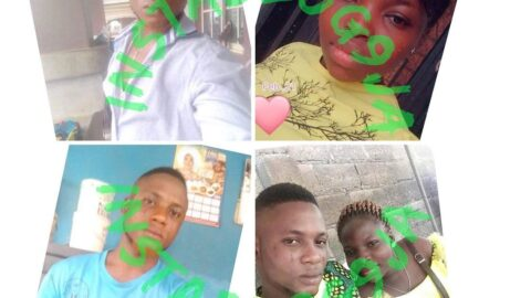 Man chews off his ex-girlfriend's fingers for ignoring his calls in Ogun State .