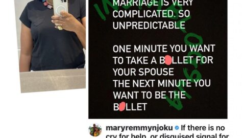 Marriage is very complicated — Actress Mary Njoku