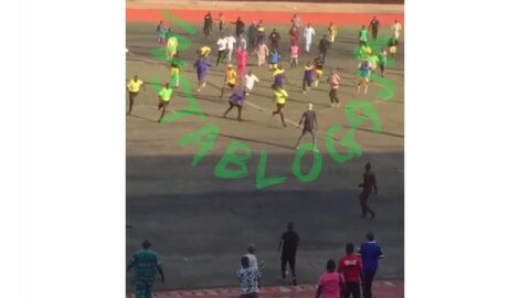 Referee lands in hospital after a football game in Kogi State