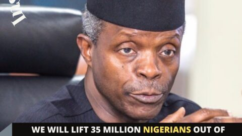 We will lift 35 million Nigerians out of poverty and create 21 million jobs by 2025 — FG