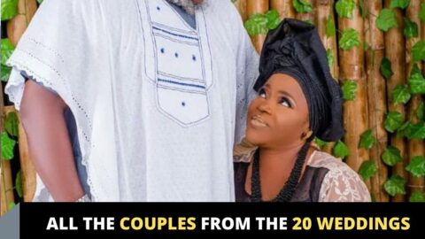 All the couples from the 20 weddings I've chaired, are living in peace — Actor Ugezu