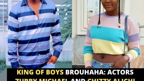 King of Boys Brouhaha: Actors Zubby Michael and Chizzy Alichi bury the hatchet