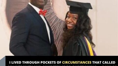 I lived through pockets of circumstances that called my integrity and competence to questioning — Ooni Of Ife speaks on becoming a single father at 19