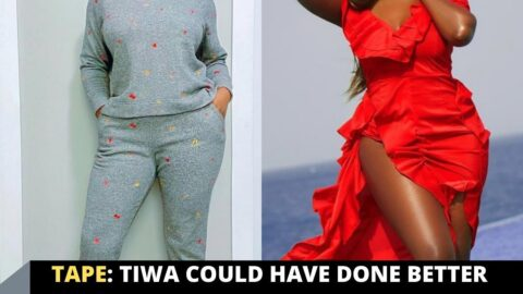 Tape: Tiwa could have done better considering her age and status — Actress Sonia Ogiri.