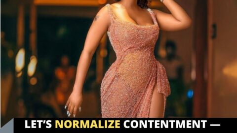 Let's normalize contentment — Reality TV Star, Mercy Eke, tells ladies