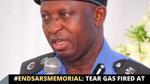 EndSARSMemorial: Tear gas fired at miscr*ants, not protesters — Lagos CP