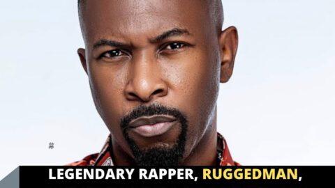 Legendary rapper, Ruggedman, declares he will no longer give officers money